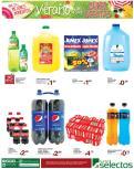 Aguas JUGOS gaseosas Bebidas hidratantes en OFERTAS selectos - 22mar16
