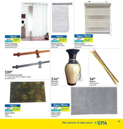 Ferreteria EPA el salvador guia de compras summer 2016 - pag15
