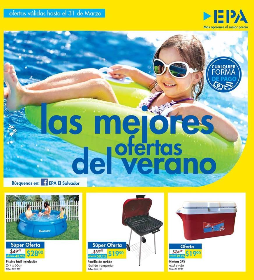 Ferreteria EPA ofertas de vacaciones y verano 2016 - pag1