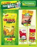 Guia de compras 3 MAXI DESPENSA el salvador Abril 2016