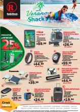 Lampara solar en RADIO SHACK ofertas en gadget electronicos