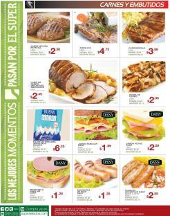 Ofertas en carnes y embutidos para celebrar semana santa - 04mar16