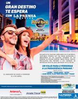 PANAMA hard rock megapolis GRACIAS a La prensa grafica