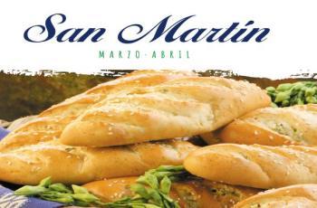 Panaderia SAN MARIN el savador Temporada VERANO 2016