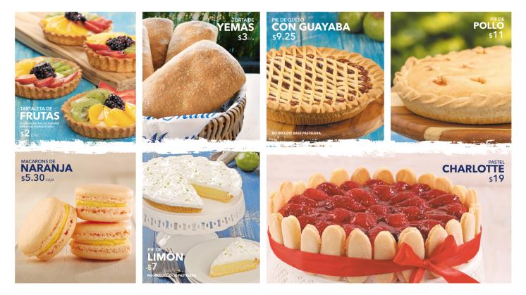 Panaderia SAN MARIN especialidades de semana santa 2016
