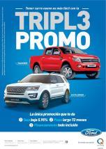 TRIPLE PROMO en carros nuevos de agencia GRUPO Q el salvador