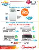 instlacion de tu aire acondicionado GRATIS en OMINISPORT