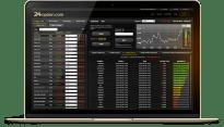 Plataforma de mercados binarios
