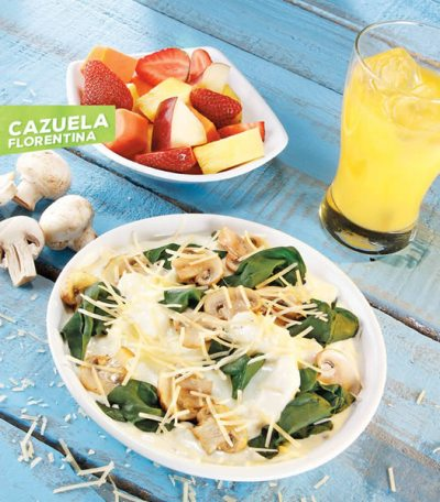 menu Be better pizza hut Casuela Florentina