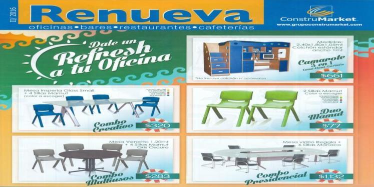 revista de decoracion de oficinas y negocios modernos