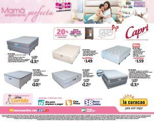 6 camas en promocion para mama en LA CURACAO