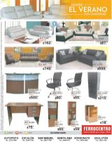 Compra muebles de calidad en el salvador con ferrocentro