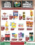 Compras mas por menos Dinero este finde en SUPER SELECTOS - 01abr16
