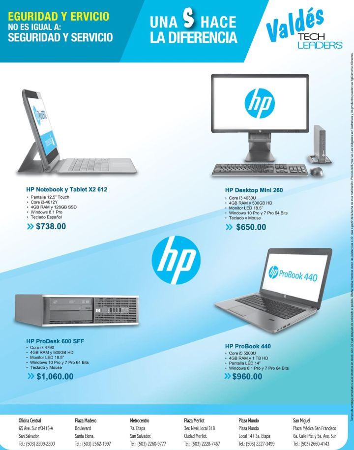 Computadoras HP para empresas e industria