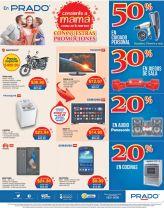 Descuentos de almacenes PRADO para consentir a mama MAYO 2016
