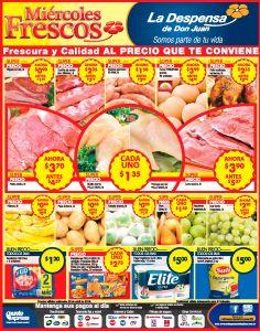Dia de ofertas fresca en La Despenda de Don Juan - 20abr16