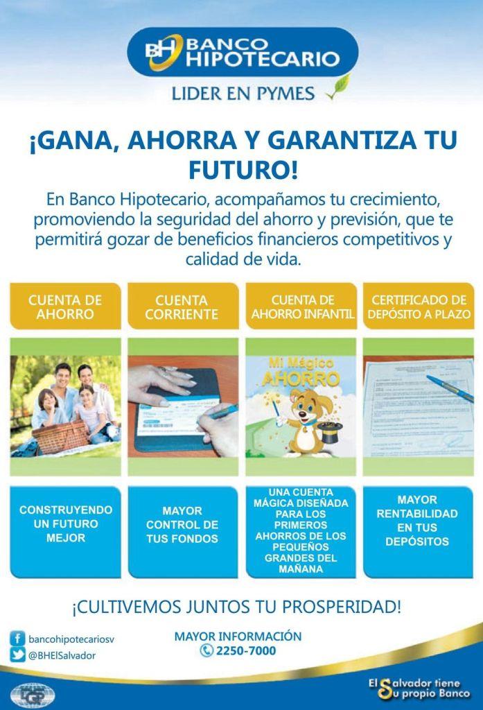 FOREX inversion banco hipotecario de el salvador