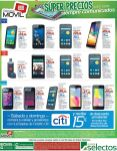Fin de semana DESCUENTOS en celulares en Super Selectos - 16abr16