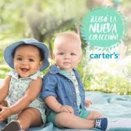 Nueva coleccion CARTERS for babies en Almacenes SIman - Abril 2016