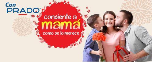 Ofertas de almacenes PRADO para consentir a mama en su dia