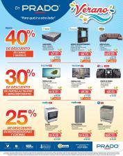 PRADO no se cansa de darte grandes descuentos en electrodomesticos ABRIL 2016