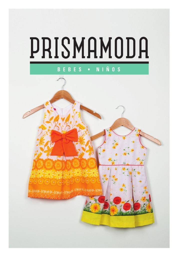 Prisma moda de bebes y ninos