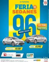 Promocion en autos nuevos TOYOTA yaris y corolla L