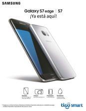 Samsung S7 compralo en tigo smart