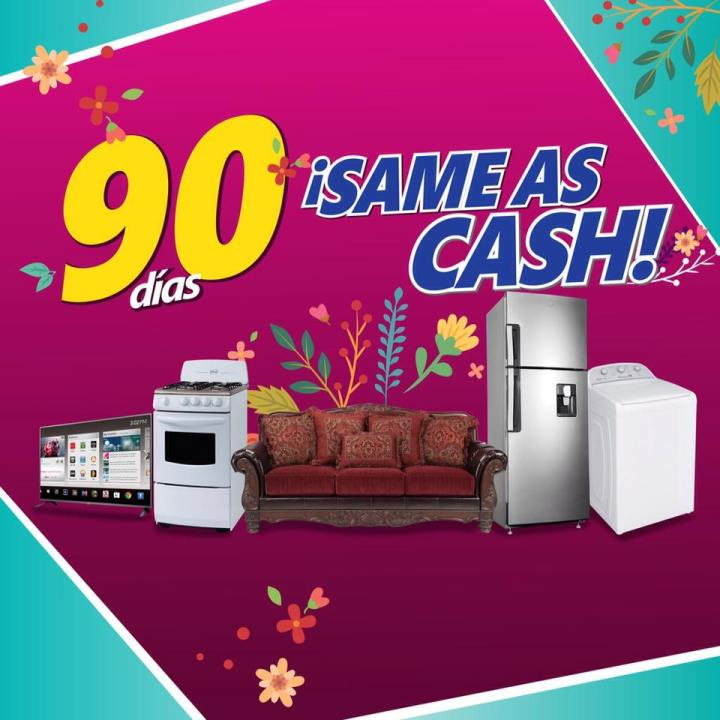 UNICOMER USA 90 dias same as cash