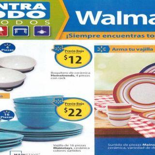 WALMART catalogos encuentra de todo para todos abril 2016