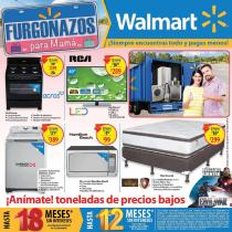 WALMART el salvador Catalogo de Furgonazos para MAMA 2016 mayo