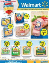 paga menos en Walmart por los embutidos y lacteos - 16abr16