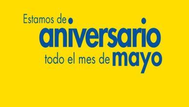 Aniversario Mayo 2016 promociones epa el salvador