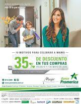 Descuento 35 off en perfumes y cosmeticos gracias a Banco Promerica - 06may16