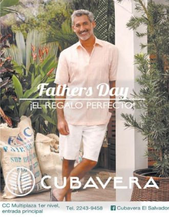 Father day gift CUBAVERA for men