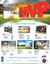 VIVI la pasion de la euro 2016 con la gran venta de pantalla de la curacao