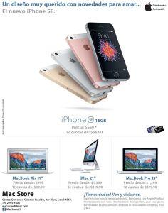 new iPhone SE disponible en el salvador