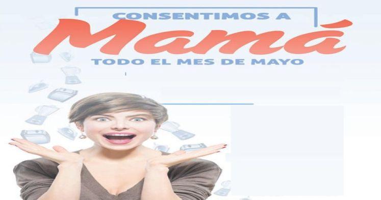 ofertas para consentir a mama todo mayo 2016