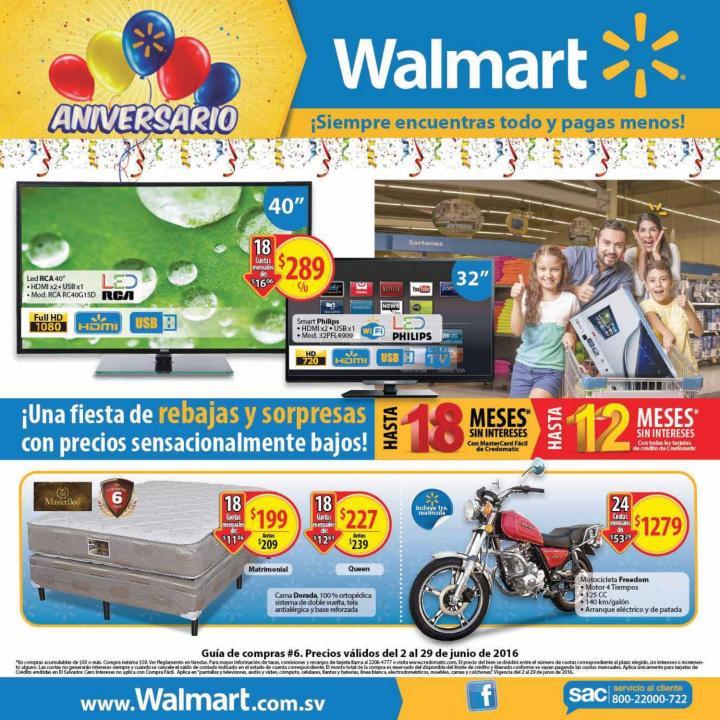 Celebra el dia del PADRE con las rebajas de WALMART 2016