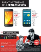 Daddy and Son conexion with CLARO promotions