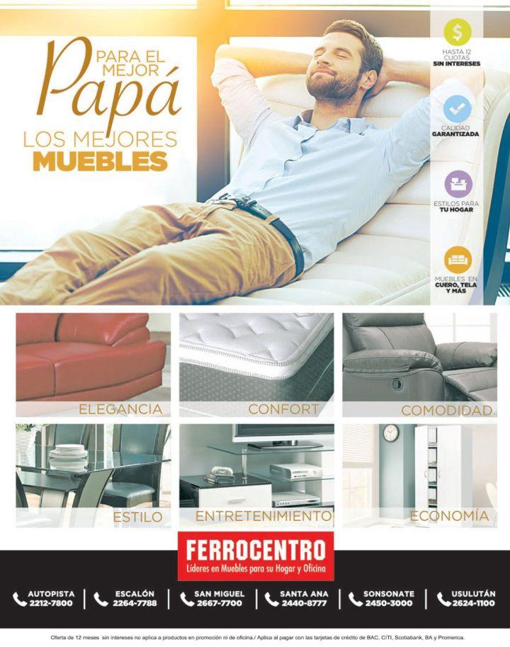 Descanso Elegancia Exclusiviad FERROCENTRO furniture deald