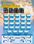 FREE download Calendario de la COPA AMERICA centenario USA 2016