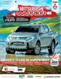 MITSUBISHI warrior L200 pick up 2016 motors