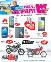 Ofertas y productos WAY para papa 2016