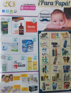 Promociones farmacias san nicolas dia de papa 2016