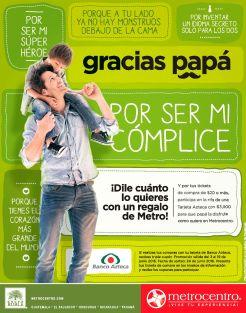 Promociones para celebrar el dia del padre 2016