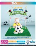 Regala a PAPA un suscripcion de TV llenos de futbol internacional