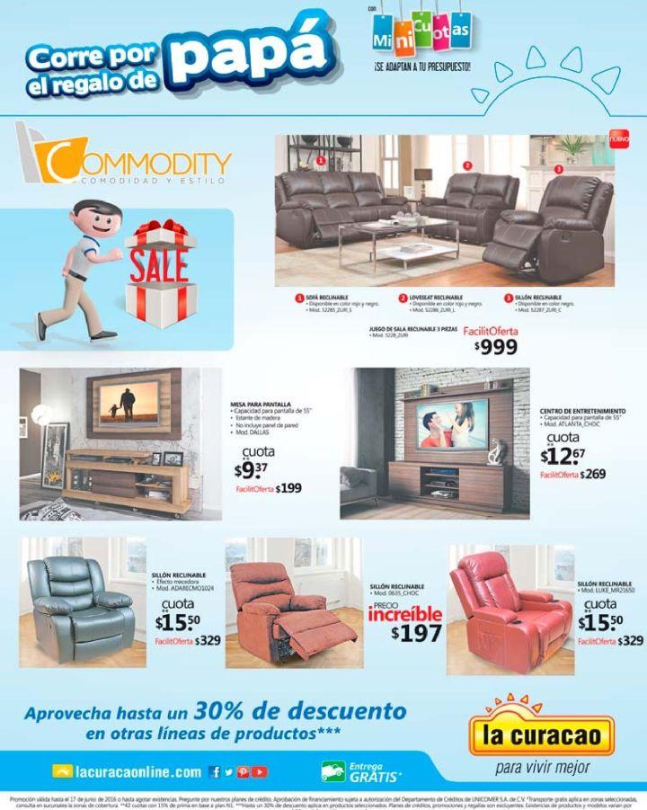 muebles para el descanso de papa