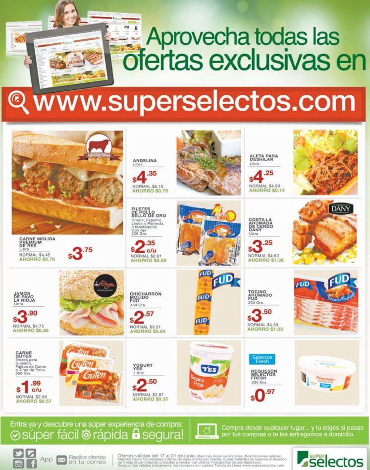 online exclusive deals super market