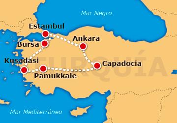 promocion circuito Estambul Ank Cap Kon Pam Kus Bur Est